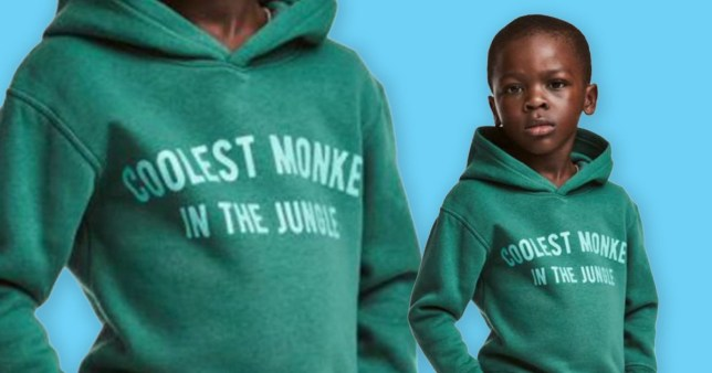 H&M accused of racism for hoody