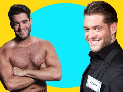 Jonny Mitchell says he isn't ruling out sex in the Celebrity Big Brother house 'like some weirdo'