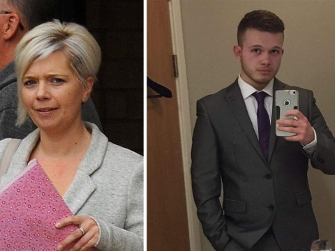 Dying woman spared jail for killing man, 21, in head-on car crash