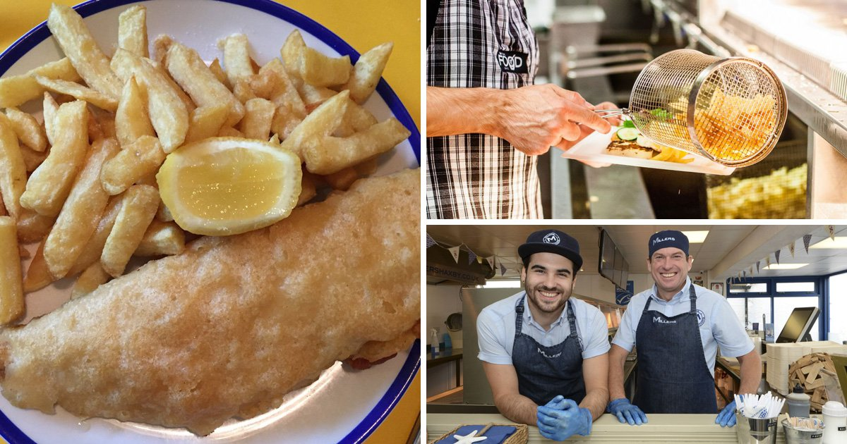 10 of the best gluten-free fish and chips around the UK