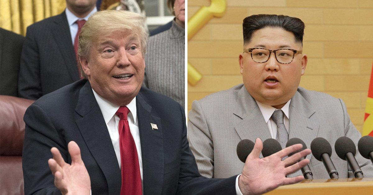 Kim Jong-un loves tell-all Donald Trump book