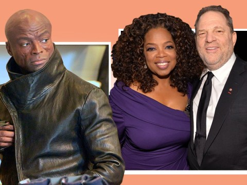 Seal slams 'sanctimonious' Oprah Winfrey after Globes speech, claiming she 'ignored' Weinstein's abuse