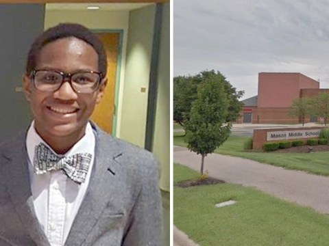 White teacher told black student he would be lynched for talking in class