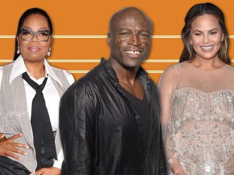 Seal responds to criticism over Oprah meme after Chrissy Teigen takes swipe