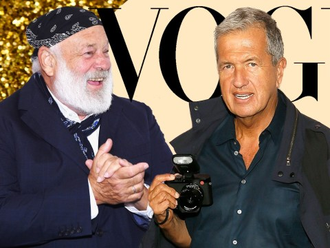 Fashion will condemn Testino and Weber – but not for long