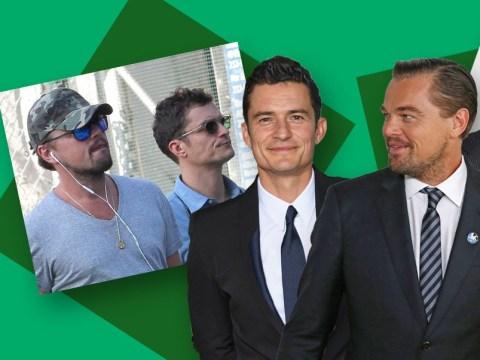 Leonardo DiCaprio and Orlando Bloom continue surprising bromance, 'flirt with models' in Morocco
