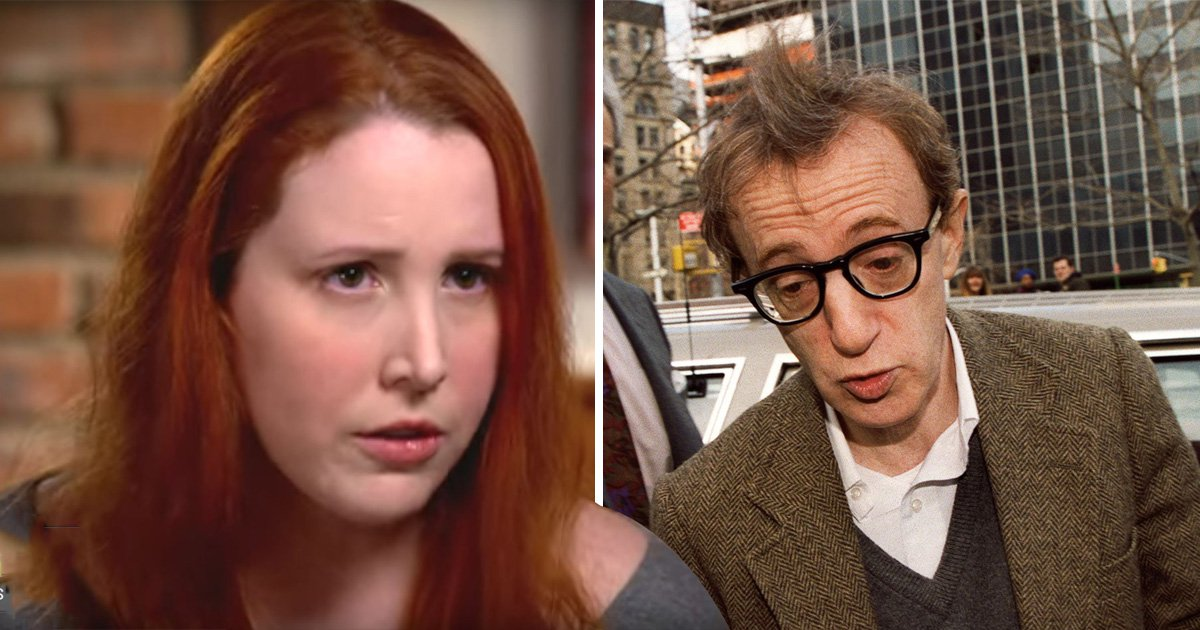 Dylan Farrow breaks down in tears while addressing dad Woody Allen's alleged abuse in first TV interview