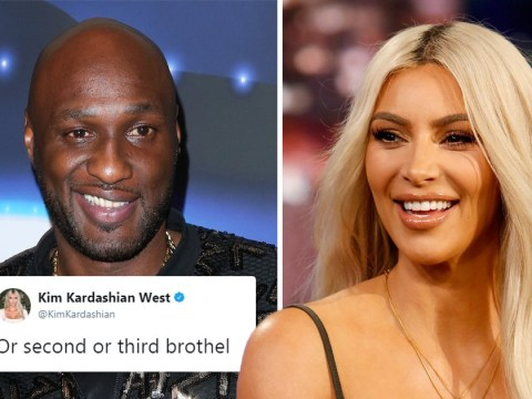 Kim Kardashian delivers low blow to Lamar Odom after comment about Khloe