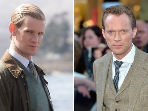 Who will replace Matt Smith in The Crown? Paul Bettany drops out of talks to play Prince Philip