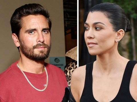 Scott Disick hung up on Kourtney Kardashian in late night argument over boyfriend Younes Bendjima