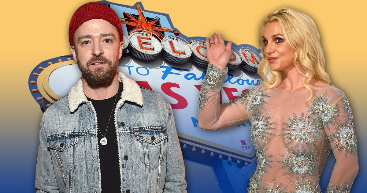 Justin Timberlake calls Vegas a 'retirement option' - after Britney finishes hers