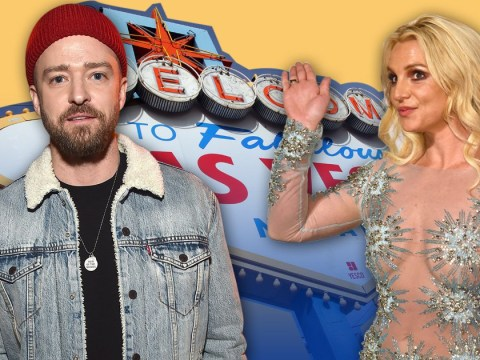 Justin Timberlake claims Vegas residencies are 'retirement plans' weeks after ex Britney finishes hers