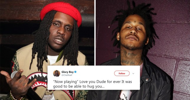 Fredo Santana death confirmed as cousin Chief Keef posts tribute