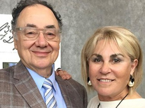 Billionaire couple found hanged side-by-side at home were 'murdered'