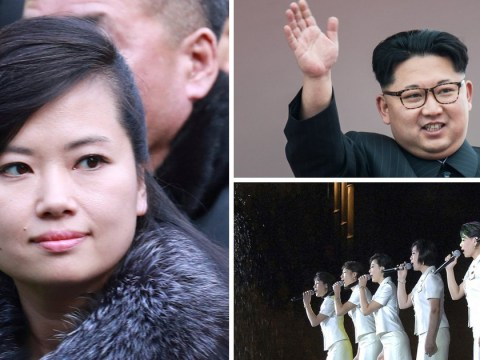 North Korean pop star visits South Korea before performing at the Olympics