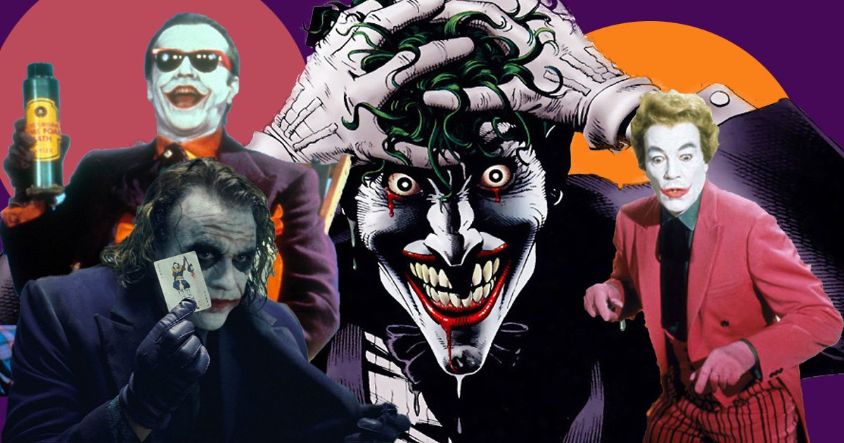 Batman fans want DC to 'make The Joker gay again'