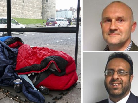 Windsor councillors quit over royal wedding rough sleeping row