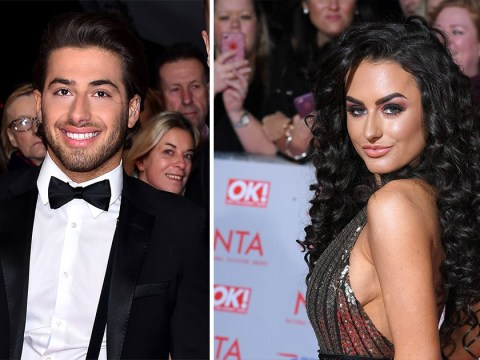 NTA bosses stir the pot as they sit Kem Cetinay and Amber Davies next to each other