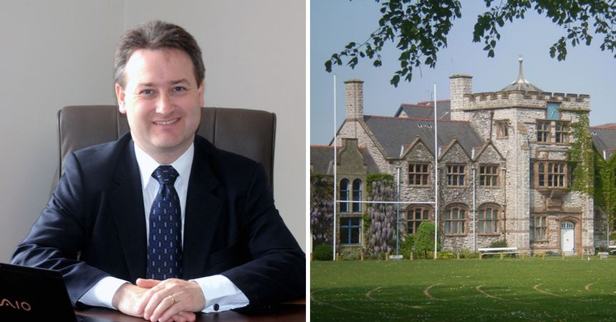 Headmaster tells pupils they'll get expelled if they're in relationships