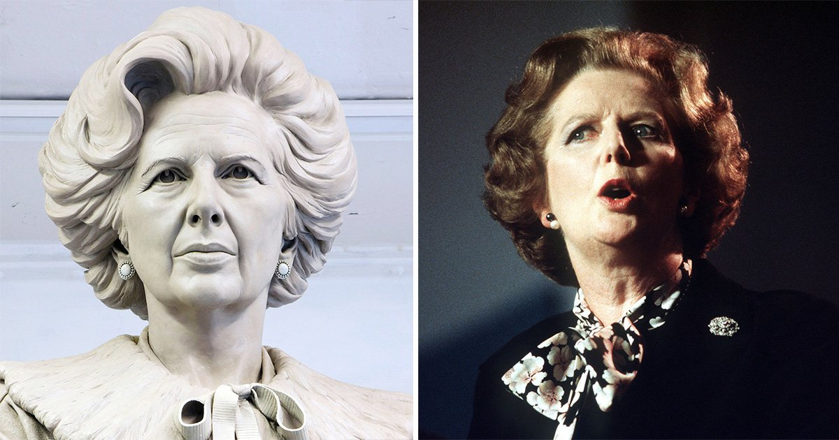 There won't be a massive Margaret Thatcher statue in London after all