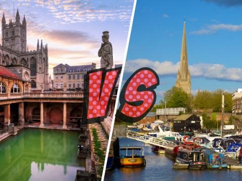 8 reasons Bath is better than Bristol