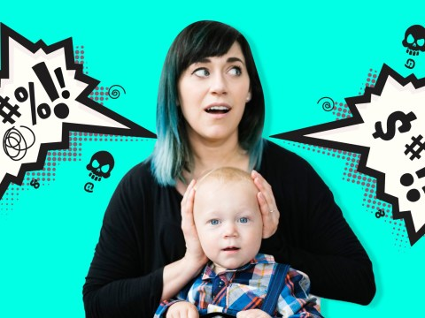 The best phrases that parents use instead of dropping the f-bomb in front of the kids