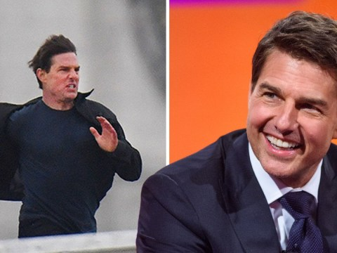 Tom Cruise makes us squirm as he runs on broken ankle and refuses to stop filming Mission: Impossible 6