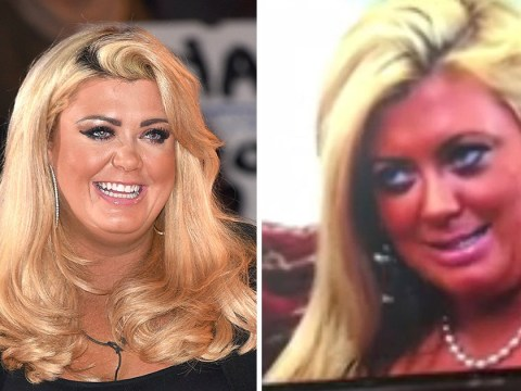 'This is hilarious!': Gemma Collins can't contain the giggles as she goes OTT on the bronzer in Towie episode