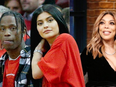 Kylie Jenner's boyfriend Travis Scott is 'p***ed' at Wendy Williams for calling him deadbeat dad