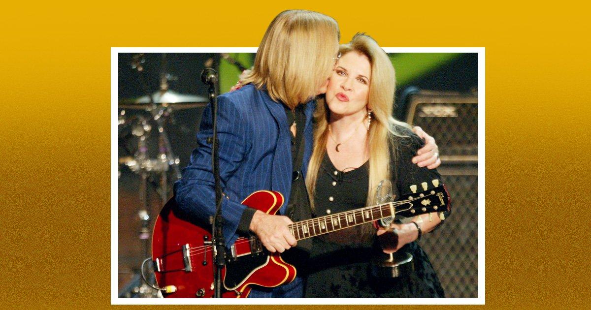 'My heart will never get over this': Tom Petty's death left Stevie Nicks heartbroken