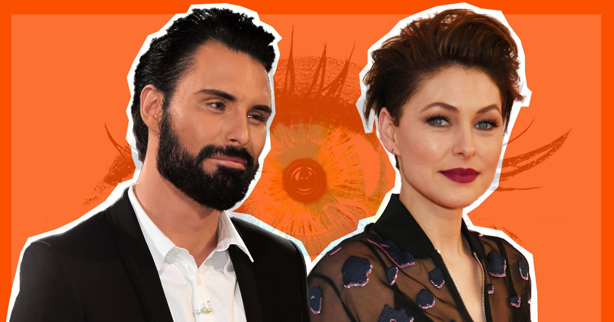 Rylan Clark wants Emma Willis' job if she leaves Celebrity Big Brother: 'If it wasn't me I'd get the f*****g hump'