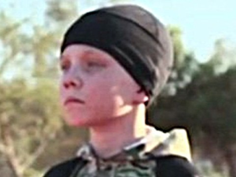 British Isis recruiter Sally Jones' son, 12, killed in Syria airstrike alongside mum