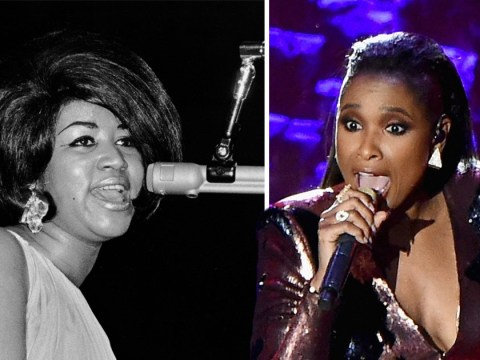 Jennifer Hudson to star as Aretha Franklin in upcoming biopic