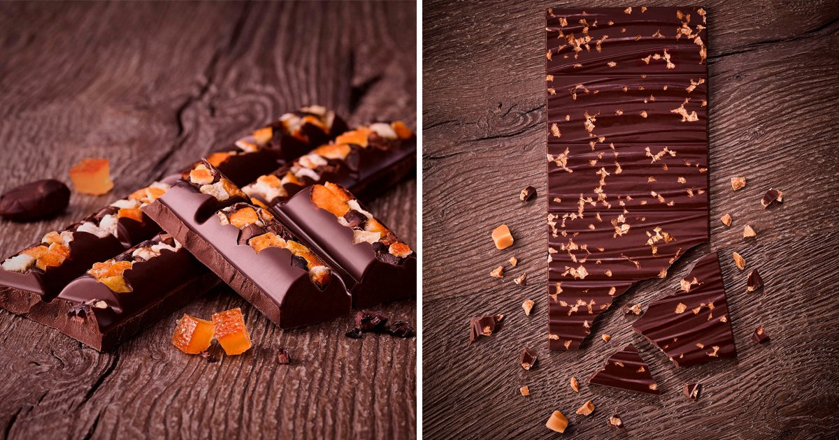 Nestle has released a range of seriously fancy chocolate bars