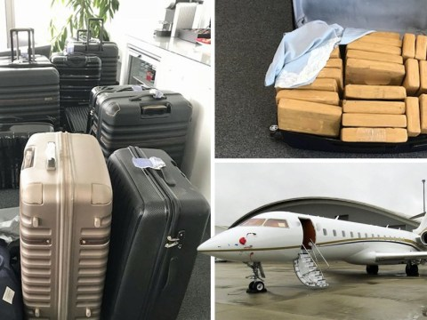 British brothers arrested after £50,000,000 worth of cocaine is found on private jet