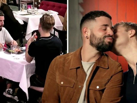 'They're cuter than a basket of puppies!': First Dates' viewers adored the show's first sign language date