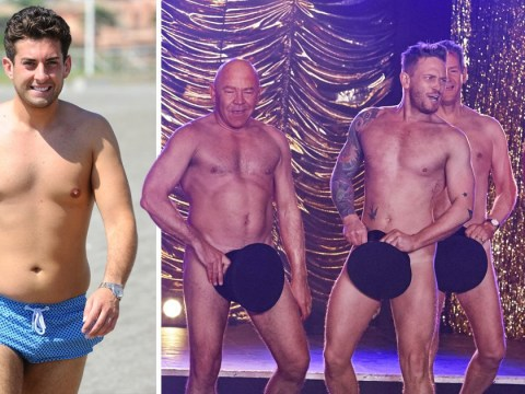 Towie's James Argent 'set to strip off for new series of The Real Full Monty'