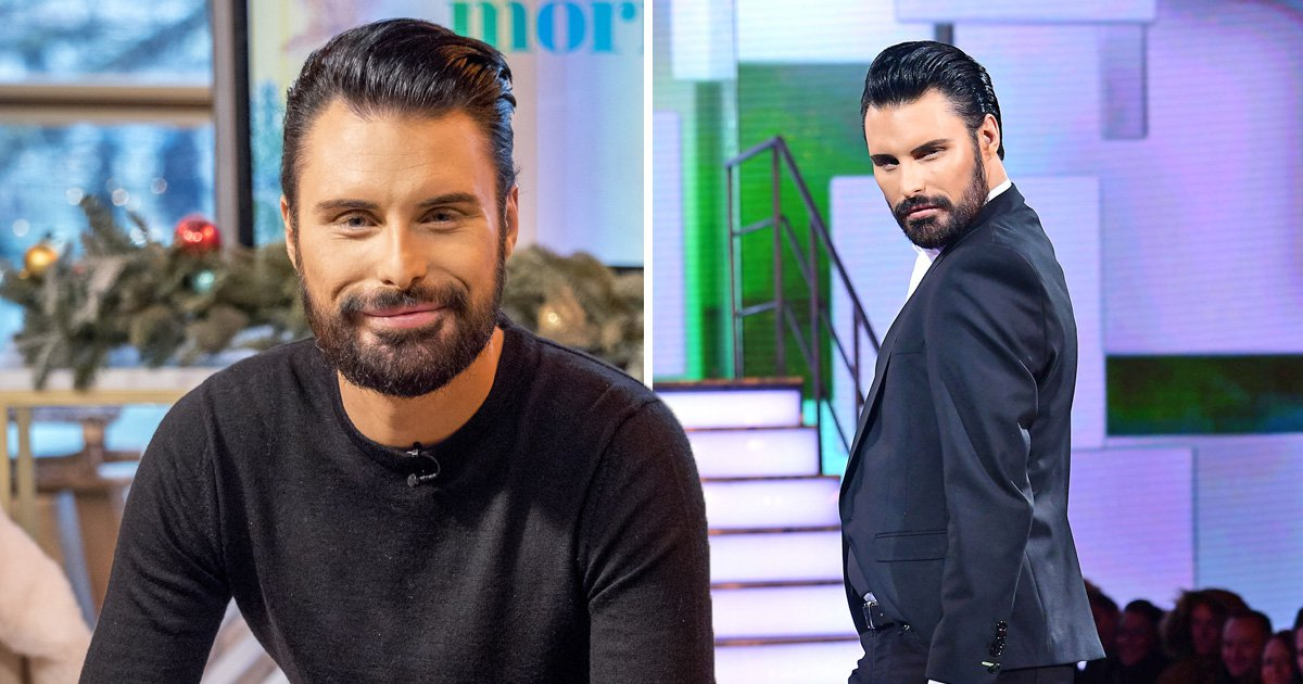 'I just need time': Rylan Clark reveals he quit This Morning for his 'head, body and peace of mind'