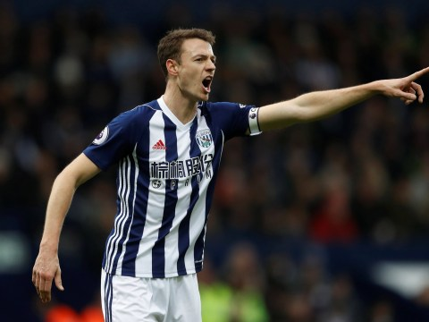Manchester United ready to hijack Arsenal and Manchester City's move for West Brom ace Jonny Evans