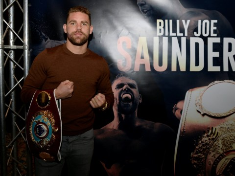 Billy Joe Saunders set for title defence against Martin Murray in all-British showdown in London