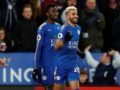 Riyad Mahrez alienates himself from team-mates after downing tools to force Man City move