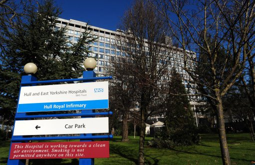Woman 'abducted newborn baby from British hospital'