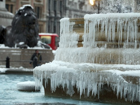 A mini Ice Age could hit by 2030 and save us from global warming, scientists claim