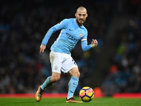 Manchester City star David Silva reveals premature baby is fighting for life and thanks fans for their support