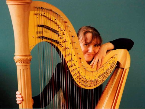 Renowned harpist who played for the Queen accused of abusing boy