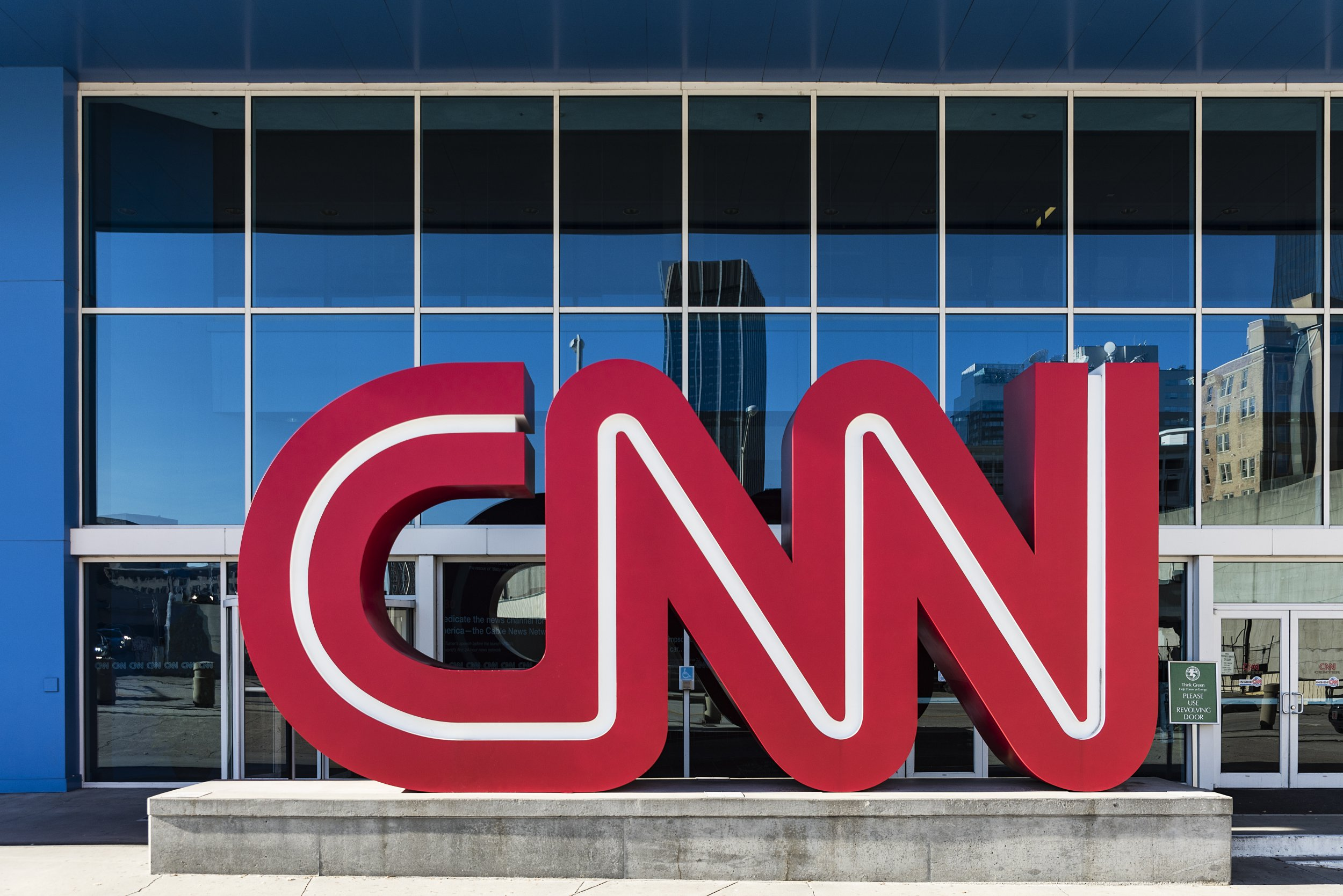 'Fake news. I'm coming to gun you all down': Man arrested for threatening to kill CNN staff