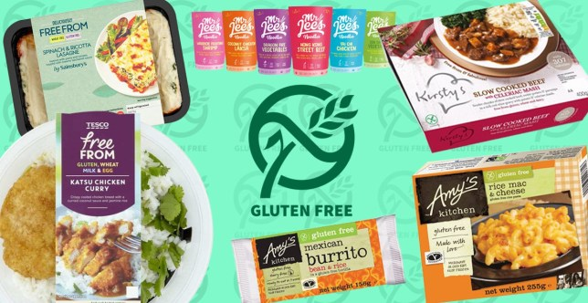 8 Gluten Free Ready Meals For When You Just Cant Be