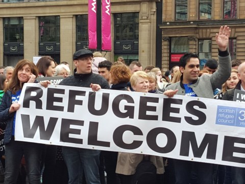 Scotland considers giving refugees and asylum seekers the right to vote
