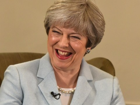 Theresa May says cancelling NHS operations is 'part of the plan'