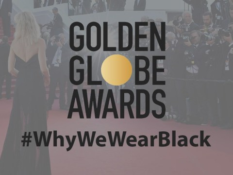 How you can get involved at home with the Golden Globes #WhyWeWearBlack protest